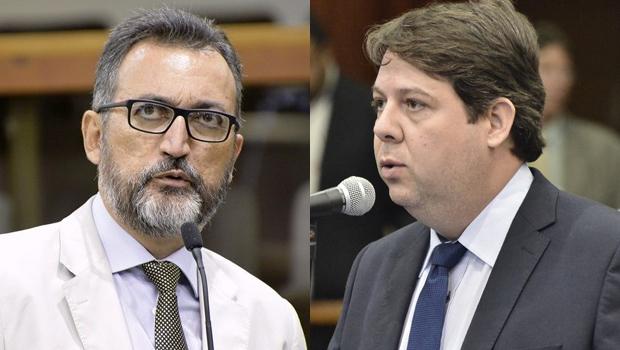 CCJ: Humberto Aidar fica na presidência e Karlos Cabral como vice