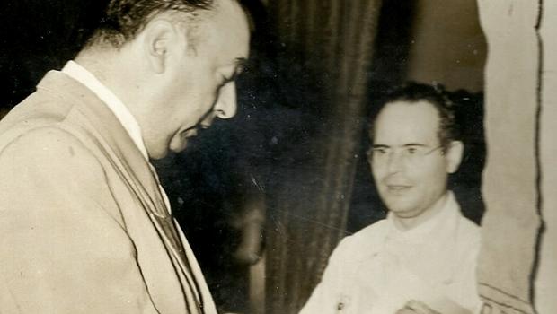 Congresso de Intelectuais: Memórias sobre Neruda, Confaloni e os bastidores