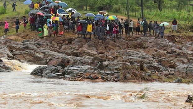 Sobe para 446 número de vítimas mortais após ciclone em Moçambique