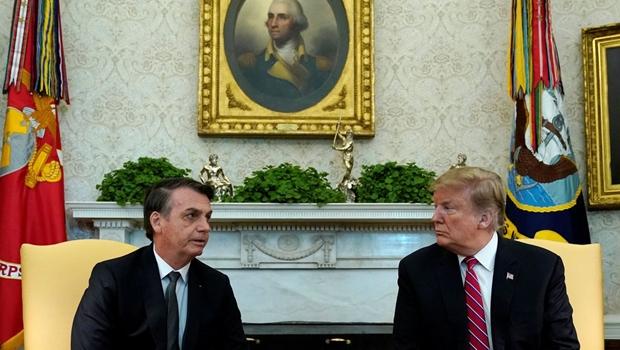 Bolsonaro é aceito como membro extra-Otan