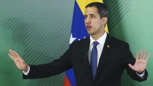 Assembleia Nacional pode aprovar intervenção dos EUA, diz Guaidó