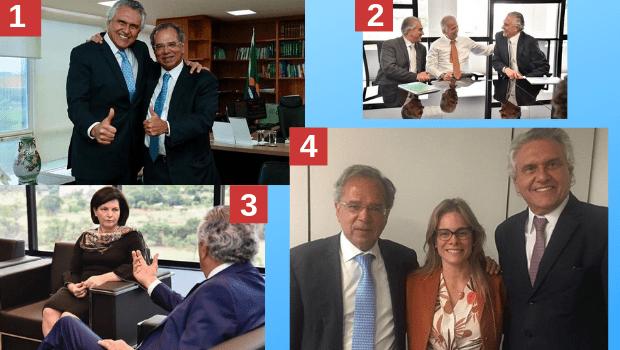 Goiás conta com aval da União para obter empréstimos