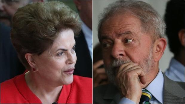 Dilma Rousseff Luiz Inácio Lula da Silva - Fotos José Cruz Agência Brasil