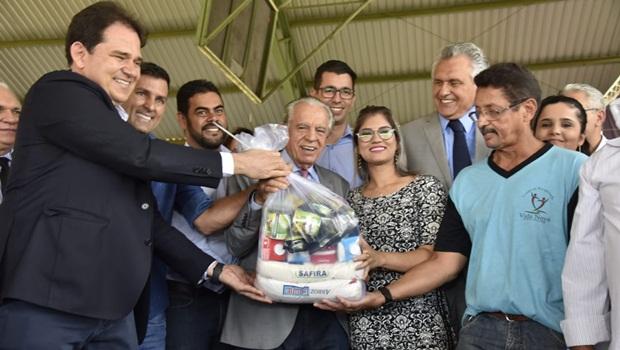 Mutirão leva ações beneficentes aos moradores do Jardim Guanabara II