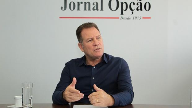 Major Araújo se diz decepcionado como governador Ronaldo Caiado | Foto: Jornal Opção
