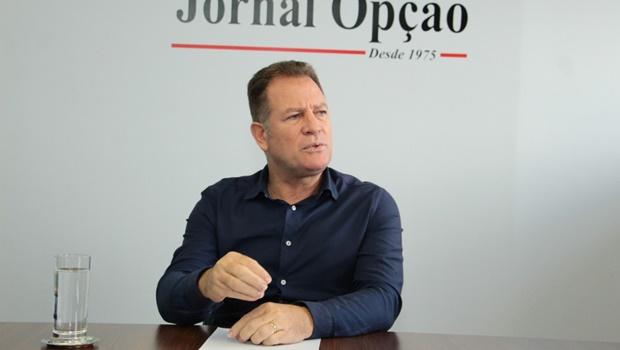 """""""Não busco fazer grandes alianças e ter o apoio de figurões da política"""", diz Major Araújo"""