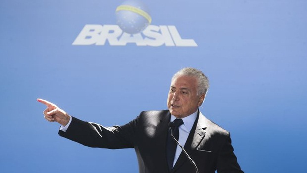 Michel Temer - Foto Antonio Cruz Agência Brasil editada