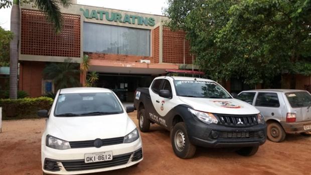 Polícia Civil prende oito alvos envolvidos com esquema no Naturatins