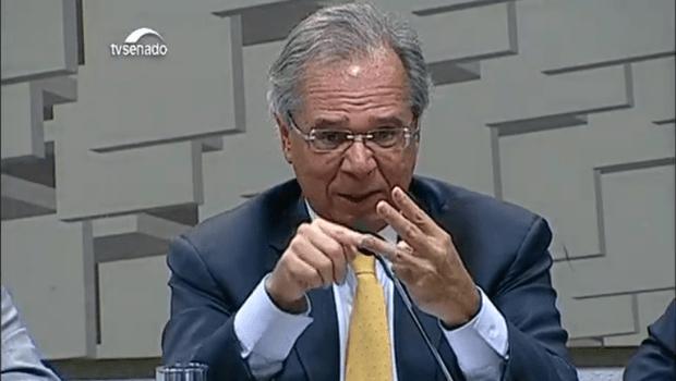 Guedes pede a Maia e Alcolumbre esforço para aprovação de reformas importantes para Economia