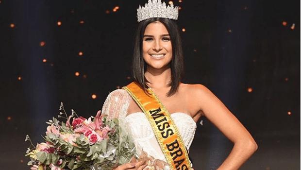Mineira Júlia Horta vence concurso Miss Brasil 2019