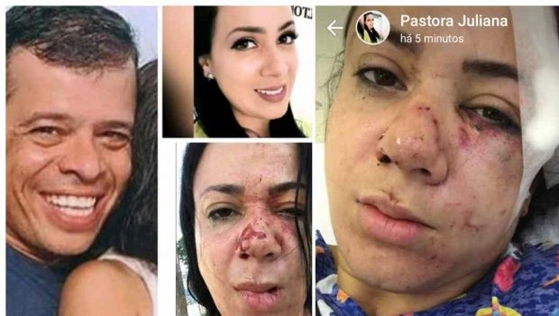Pastor acusado de espancar esposa é procurado pela polícia