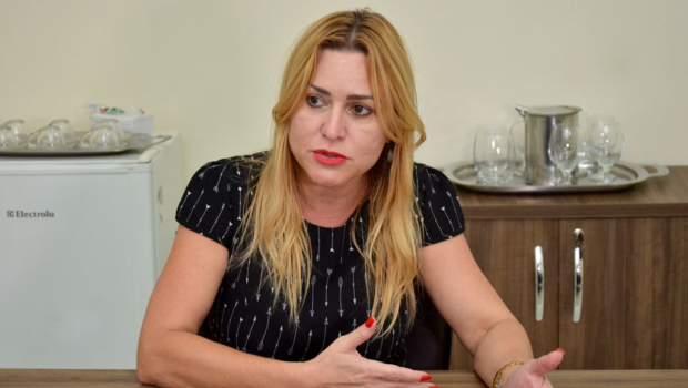 Valéria Pettersen é nomeada secretária de Relações Institucionais