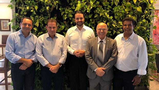 Alexandre Baldy reuniu-se com diretório goiano do PP para articular eleições de 2020