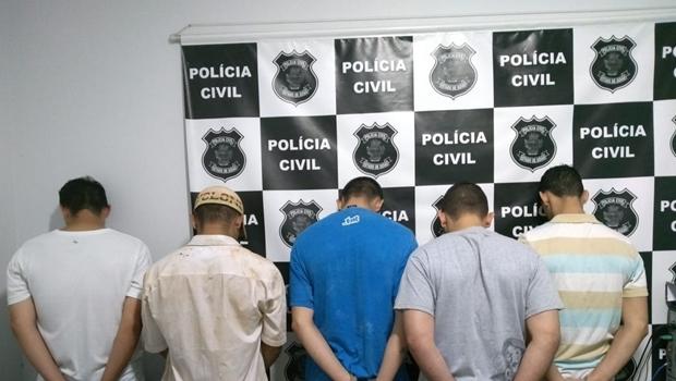 Internos recebem novos mandados de prisão por crime de tortura e violência sexual