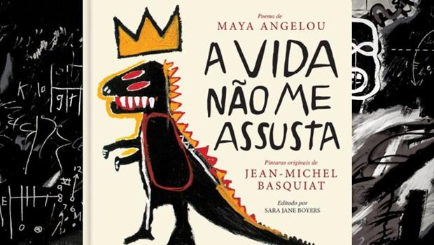 Obra apresenta Maya Angelou e Basquiat para crianças valentes