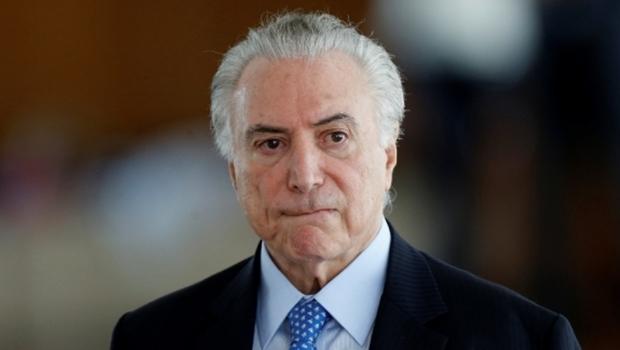 Tribunal determina retorno de Michel Temer à prisão