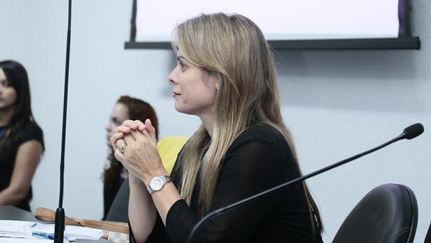 Cristiane Schmidt - Foto Fernando Leite Jornal Opção 36