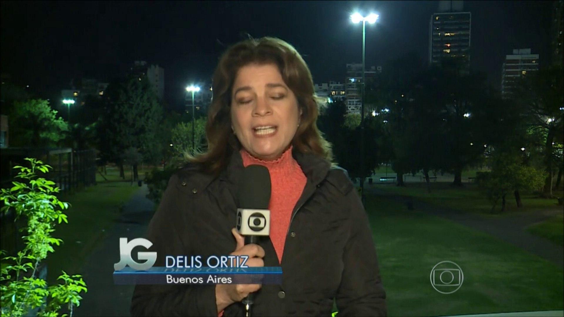 Filha de Delis Ortiz ganha cargo no governo Bolsonaro e Globo transfere repórter de área