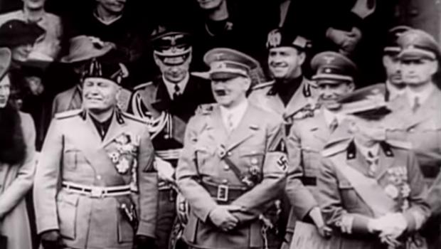 Nazistas em 1938