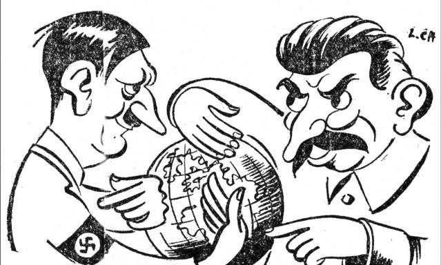 Hitlerismo aproximou-se mais da esquerda do que da direita