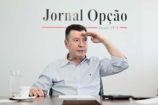 Deputado federal José Nelto (Podemos) | Fotos: Fernando Leite / Jornal Opção