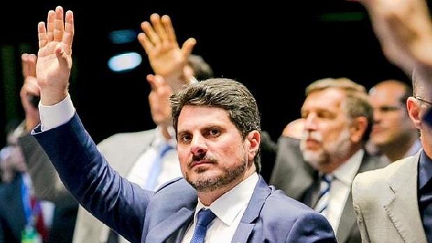 Senador Marcos do Val é ameaçado em vídeo