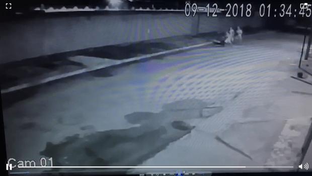 Polícia apreende três menores suspeitos de matarem um homem em Aragarças