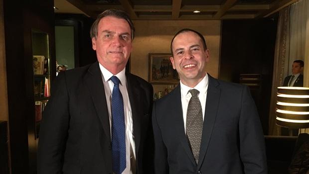 Correspondente em Israel, Hebert Morais faz entrevista exclusiva com Bolsonaro