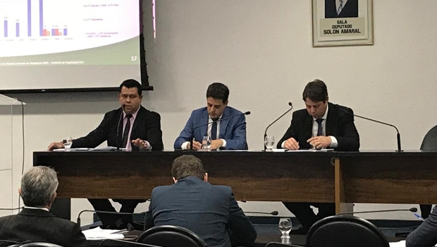 Dados apresentados pela Saúde apontam falta de repasses para municípios em 2018