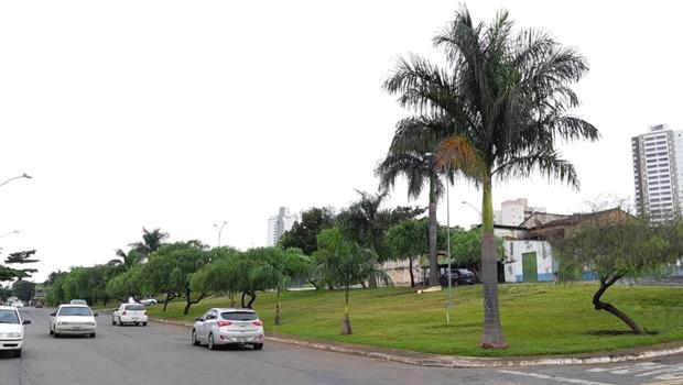 Local onde Terminal Isidória poderá ser instalado provisoriamente / Foto: Divulgação