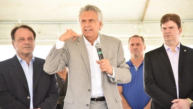 Caiado teria dito que precisa de candidatura de Iris Rezende para combater Maguito Vilela