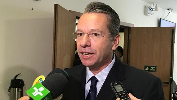 Após reunião, presidente do TCE espera que Estado otimize gestão pública