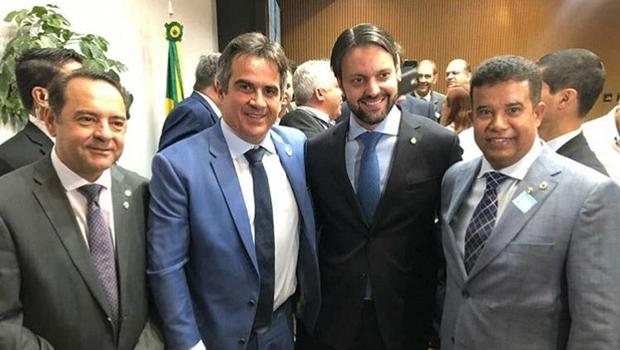 Convenção nacional do PP confirma recondução de Ciro Nogueira à presidência do partido