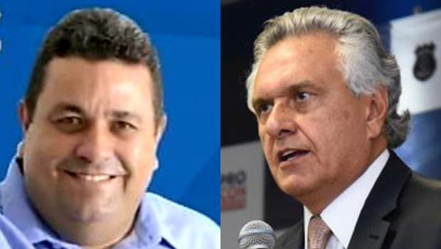 """Liderança do Podemos cobra Caiado e diz que democrata """"descumpriu compromissos de campanha"""""""