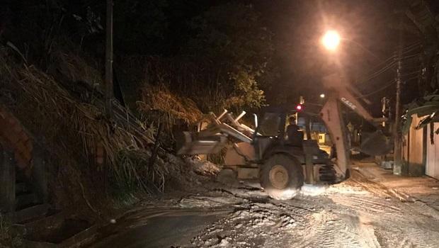 Após estragos da chuva, municípios do Rio tentam reduzir danos