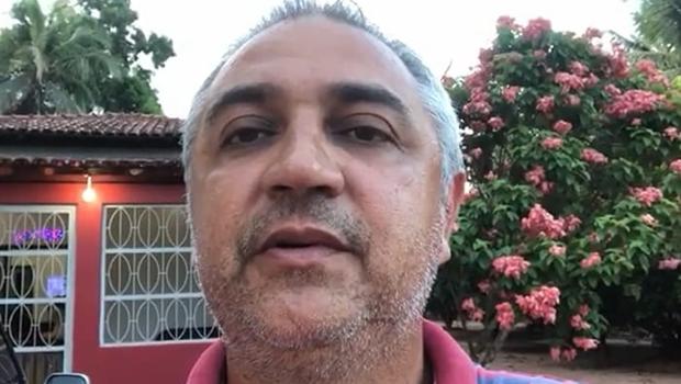 Prefeito confessa ter atirado contra casa de vereador após discussão por WhatsApp
