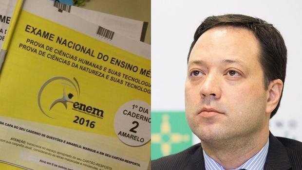 Novo presidente do Inep garante que Enem 2019 terá cronograma mantido