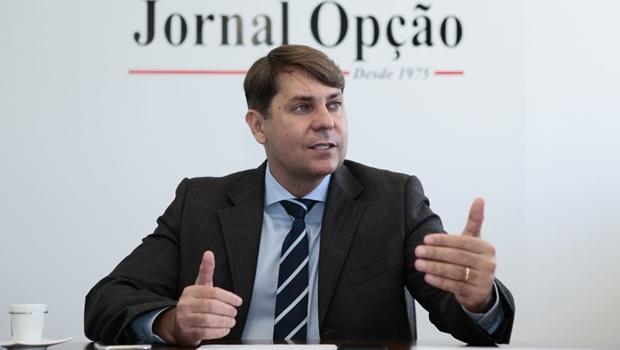 """""""Sinônimo de fôlego"""", diz líder do Governo sobre possível suspensão de pagamentos à União"""