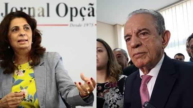 Vereadora diz haver indícios para processo de impeachment contra Iris Rezende