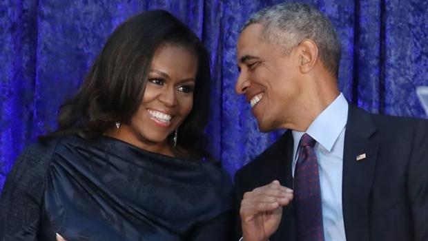 Barack e Michelle Obama anunciam projetos com a Netflix