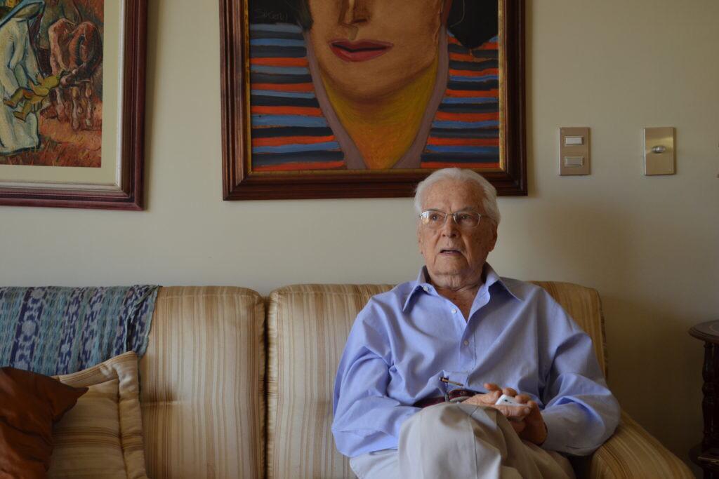 Henrique Coe, empresário pioneiro de Goiânia, morre aos 100 anos