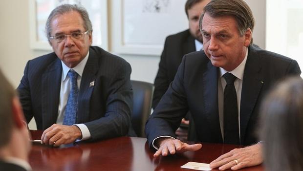 CPMF: Bolsonaro confirma aval para Guedes discutir novo imposto