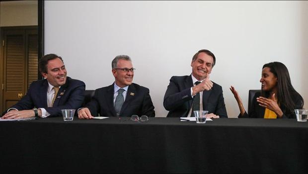Jair Bolsonaro nos Estados Unidos 7 - Foto Marcos Corrêa PR