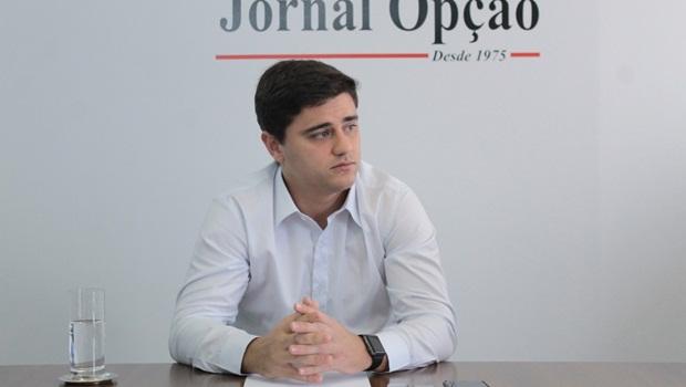 PSDB banca Diego Sorgatto, do Democratas, para prefeito de Luziânia