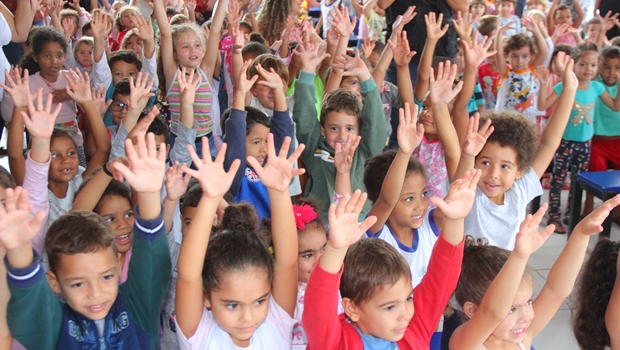 Crianças precisarão informar CPF para se matricular em escolas públicas de Goiânia