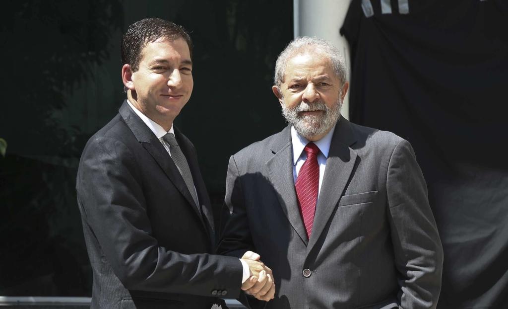 Glenn Greenwald acerta ao divulgar história de Moro e Deltan
