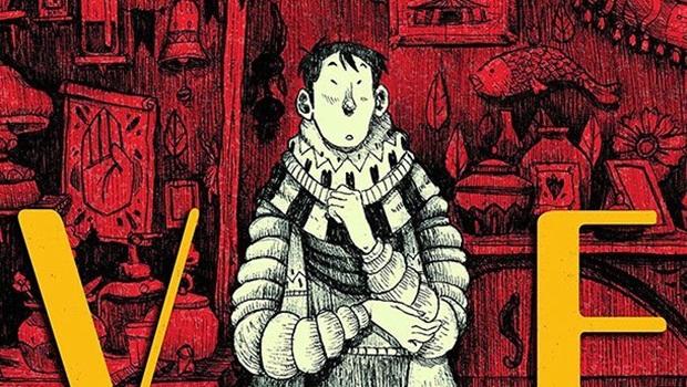 Ye, de Guilherme Petreca, é um compilado de aventura, mas com uma metáfora