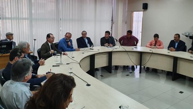 Membros da CDTC debatem desoneração da tarifa do transporte coletivo
