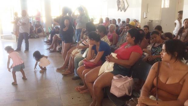 UPA de Senador Canedo segue sobrecarregada em reflexo à restrição de atendimento em unidades  de Goiânia