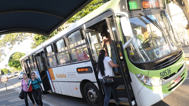 Novo sistema de cobrança do transporte coletivo de Goiânia começa a valer no sábado